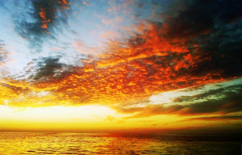 BR 2014 sunset