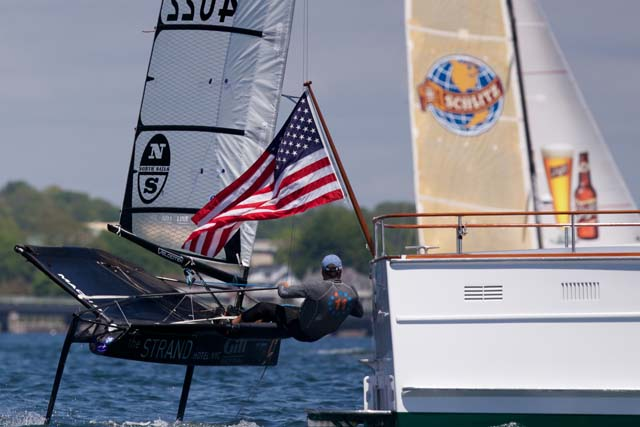 2014 11th Hour Cup-US Moth Class