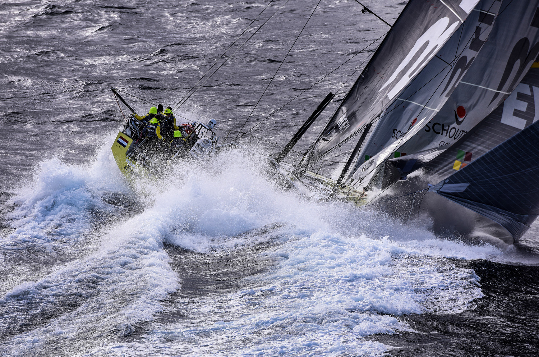Rick Tomlinson / Volvo Ocean Race