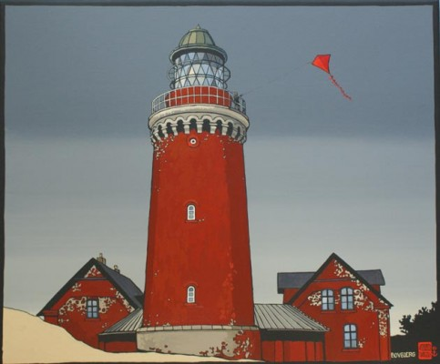 Bovberg, a lighthouse guiding ships to safe harbour