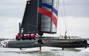 MDL will provide essential access to the Solent to enable Ben Ainslie Racing