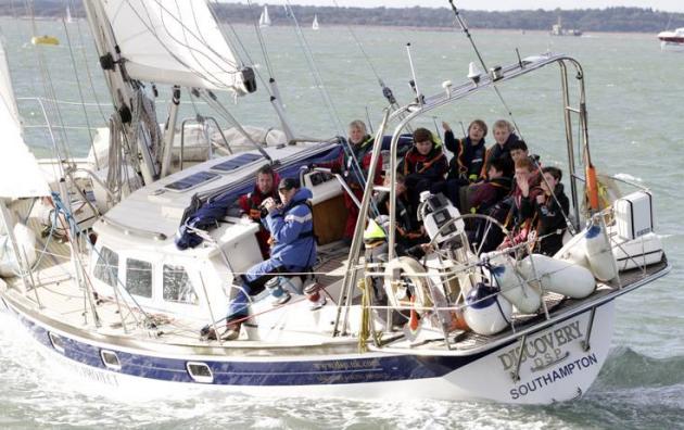 Small Ships Race 2014