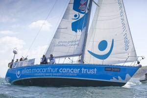 Ellen MacArthur Cancer Trust 11