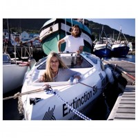 Atlantic Project Vaquita pedal boat